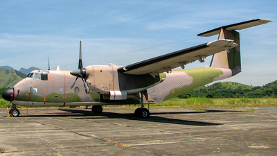 FAB2371 - De Havilland Canada DHC-5 Buffalo - Brazil - Air Force