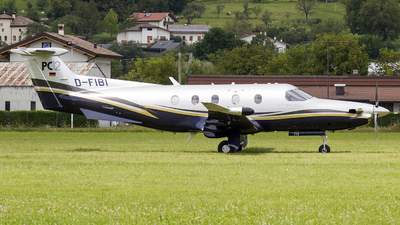 D-FIBI - Pilatus PC-12/47 - Private