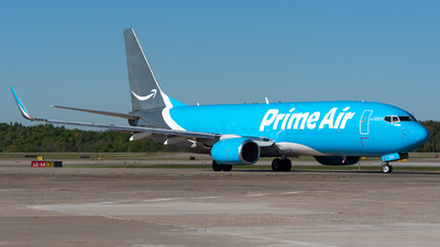 N5479A - Boeing 737-83N(BCF) - Amazon Prime Air (Sun Country Airlines)
