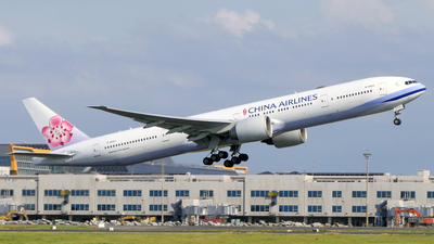 B-18053 - Boeing 777-36NER - China Airlines