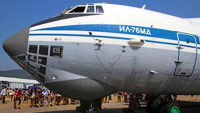 RA-76638 - Ilyushin IL-76MD - Russia - 224th Flight Unit State Airline