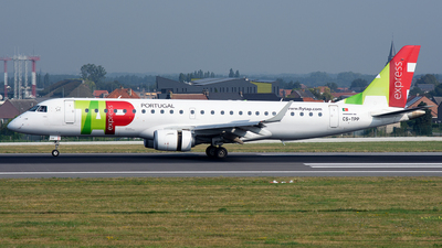 CS-TPP - Embraer 190-100LR - TAP Express