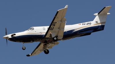 EC-JFO - Pilatus PC-12/45 - Gestair Private Jets