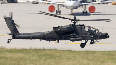 06-07014 - Boeing AH-64D Apache - United States - US Army