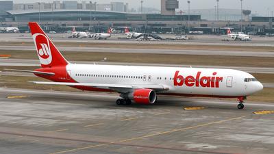 HB-ISE - Boeing 767-3Q8(ER) - Belair Airlines