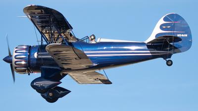 N154MW - Waco Classic Aircraft YMF-F5C - Private
