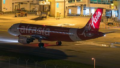 9M-AFU - Airbus A320-216 - AirAsia