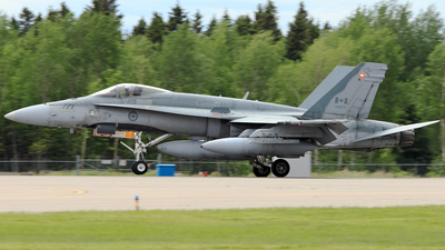 188771 - McDonnell Douglas CF-188 Hornet - Canada - Royal Canadian Air Force (RCAF)