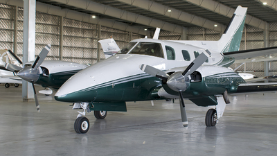 LV-MSY - Beechcraft B60 Duke - Private