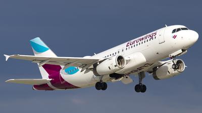 D-AGWE - Airbus A319-132 - Eurowings