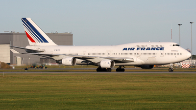 F-GITA - Boeing 747-428 - Air France