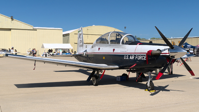 08-3935 - Raytheon T-6A Texan II - United States - US Air Force (USAF)