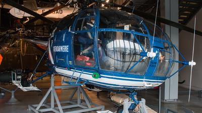 2009 - Aérospatiale SA 319B Alouette III - France - Gendarmerie