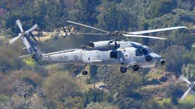 PN57 - Sikorsky S-70B Aegean Hawk - Greece - Navy