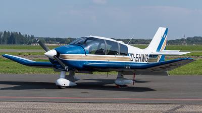 D-EHWG - Robin DR400/180 Régent - Private