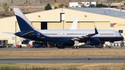 VQ-BTF - Boeing 757-23A - Private
