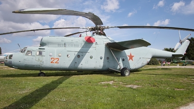 22 - Mil Mi-6 Hook - Soviet Union - Air Force