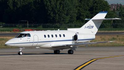 I-PZZR - Raytheon Hawker 800XP - AliParma