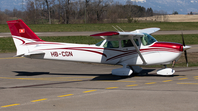 HB-CGN - Reims-Cessna F172P Skyhawk II - Flying Ranch