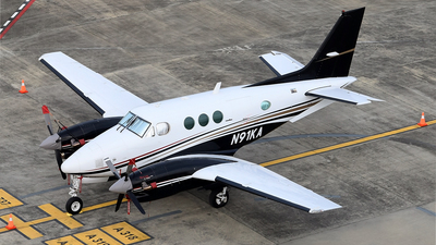 N91KA - Beechcraft C90 King Air - Private