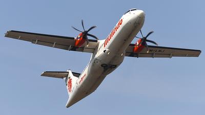 9M-LMJ - ATR 72-212A(600) - Malindo Air