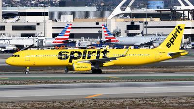 N678NK - Airbus A321-231 - Spirit Airlines