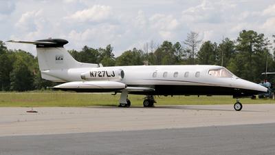 N727LJ - Bombardier Learjet 25D - Augusta Technical College