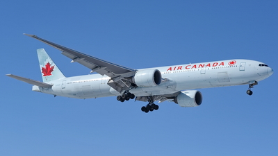 A picture of CFIUW - Boeing 777333(ER) - Air Canada - © Yari Strban