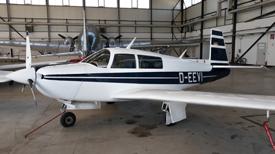 D-EEVI - Mooney M20J-201 - Private