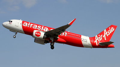 A picture of 9MRAB - Airbus A320251N - AirAsia - © waiping