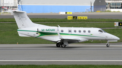 M-MDMH - Embraer 505 Phenom 300 - Herrenknecht Aviation