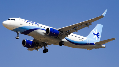 AP-BOK - Airbus A320-214 - Pakistan International Airlines (PIA)