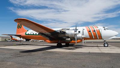 N838D - Douglas DC-7B - Erickson Aero Tanker