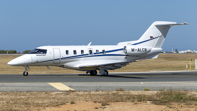 M-ALCB - Pilatus PC-24 - Private