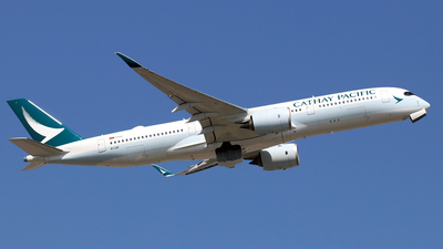 B-LQD - Airbus A350-941 - Cathay Pacific Airways
