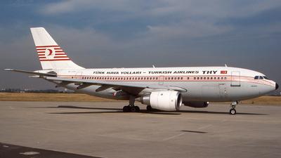 TC-JCU - Airbus A310-203 - Turkish Airlines