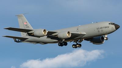 57-1502 - Boeing KC-135R Stratotanker - United States - US Air Force (USAF)