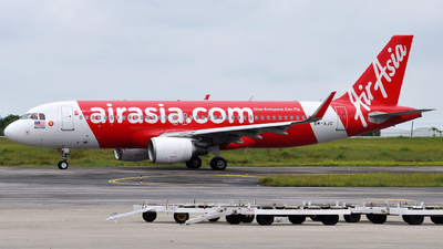 A picture of 9MAJC - Airbus A320216 - AirAsia - © Allan Hansen