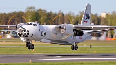 RF-30080 - Antonov An-30 - Russia - Air Force