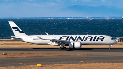 A picture of OHLWA - Airbus A350941 - Finnair - © Oinari