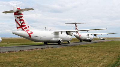 A picture of VHFVL - ATR 72500 - [0974] - © Andrew Coggan
