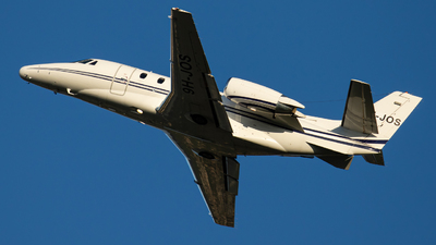 A picture of 9HJOS - Cessna 560 Citation Excel - Luxwing - © Gian Marco Anzellotti - Pescara Spotters