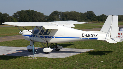 D-MCQX - Ikarus C-42 - Private