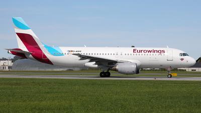 D-ABHF - Airbus A320-214 - Eurowings