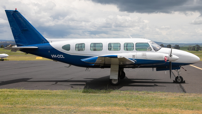 VH-CCL - Piper PA-31-350 Navajo Chieftain - Sharp Aviation