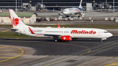 A picture of 9MLNJ - Boeing 7379GP(ER) - Batik Air Malaysia - © danielou_shots