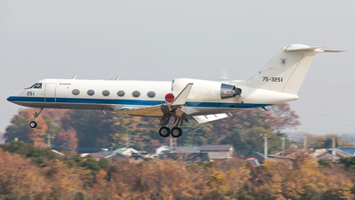 75-3251 - Gulfstream U-4 - Japan - Air Self Defence Force (JASDF)