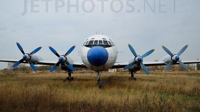 UP-I1804 - Ilyushin IL-18 - Mega Airlines