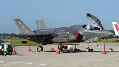 14-5093 - Lockheed Martin F-35A Lightning II - United States - US Air Force (USAF)