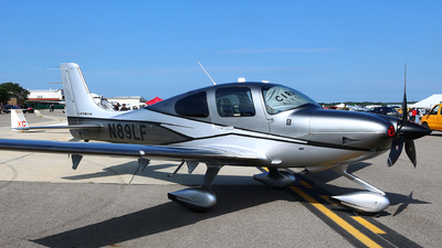 N89LF - Cirrus SR22-GTS Carbon - Point Air
